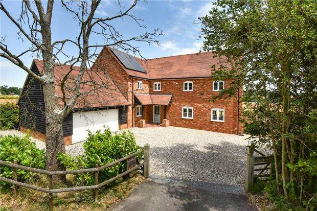 7 Bedrooms Detached House for sale in Reading Road, Mattingley, Hook