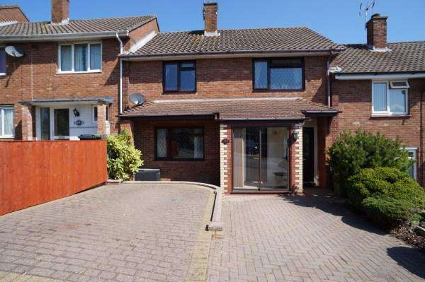 3 Bedrooms House for sale in Boscombe Crescent, Downend, Bristol, BS16 6QZ