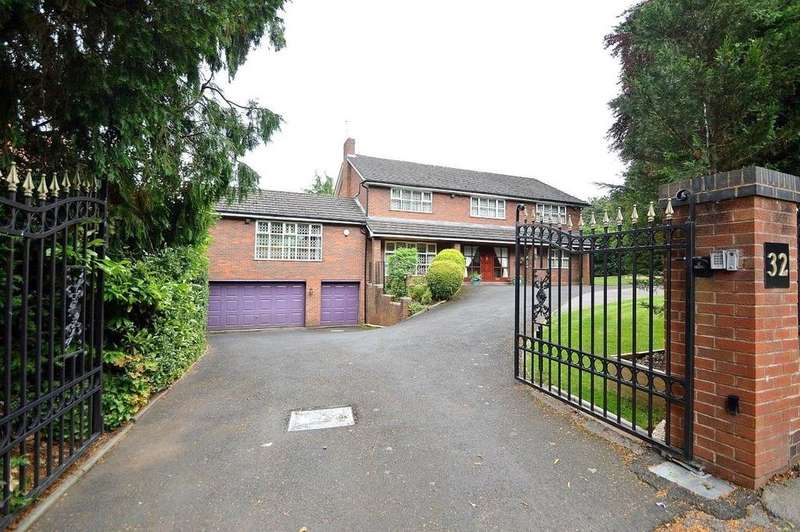7 Bedrooms Detached House for rent in Richmond Hill Road, Edgbaston, Birmingham, B15 3RP