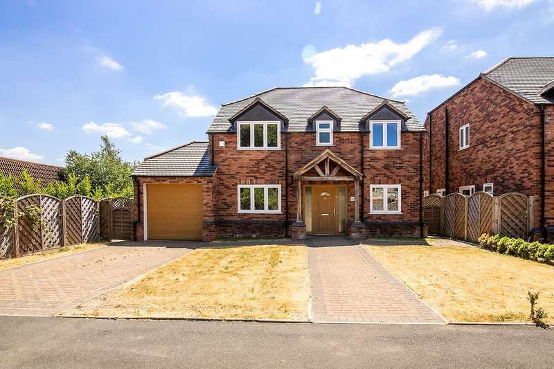 4 Bedrooms Detached House for sale in Evesham Road, Redditch, B97 5EW