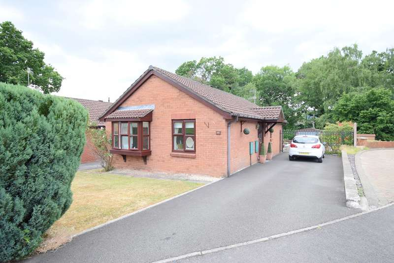 3 Bedrooms Detached Bungalow for sale in Chester Close, New Inn, Pontypool, NP4