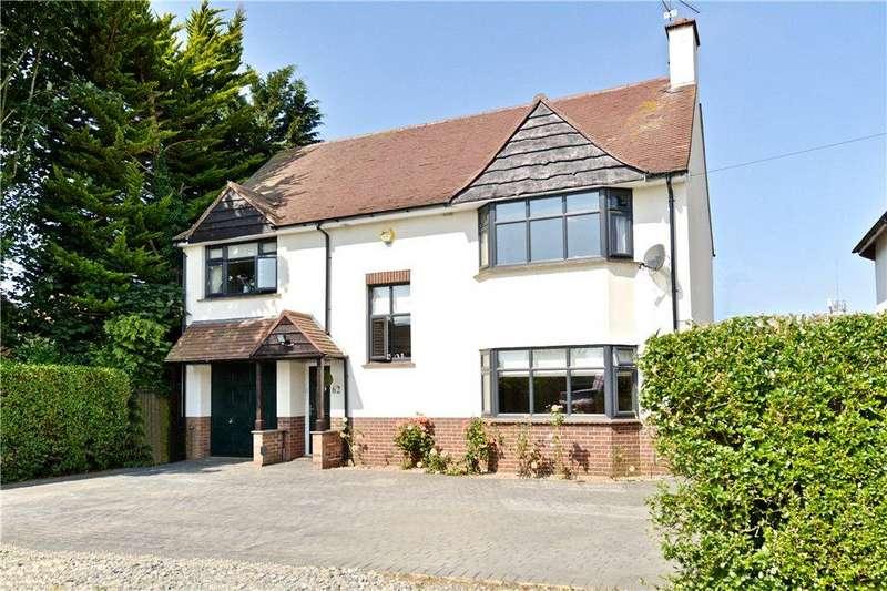 4 Bedrooms Detached House for sale in The Warren, Hardingstone, Northamptonshire