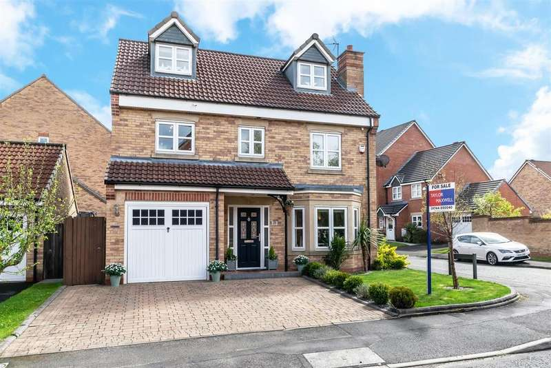 5 Bedrooms Detached House for sale in Japonica Gardens, St. Helens