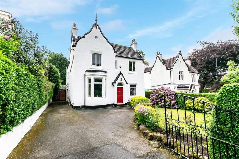 4 Bedrooms Detached House for sale in Lawton Road, Rainhil