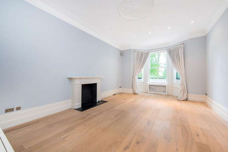 2 Bedrooms Flat for sale in Courtfield Gardens, SW5