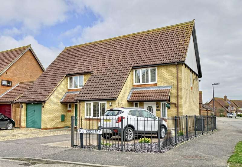 3 Bedrooms Semi Detached House for sale in The Rookery, Sandy