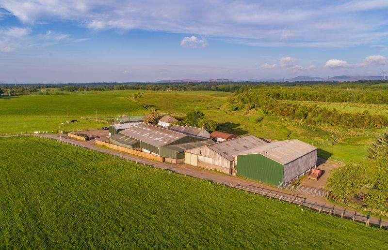 3 Bedrooms Farm Land Commercial for sale in Mossend Fam, West Calder, West Lothian EH55