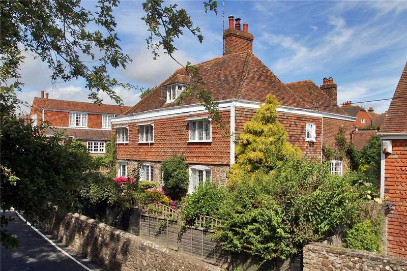 5 Bedrooms Detached House for sale in Barrack Square, Winchelsea, East Sussex, TN36