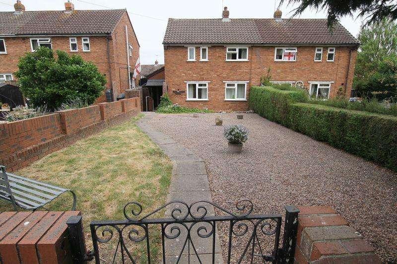 2 Bedrooms Semi Detached House for sale in BROMYARD