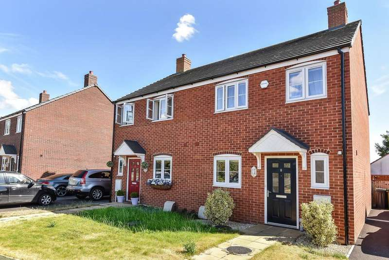 3 Bedrooms Semi Detached House for sale in Cambridge, Gloucester