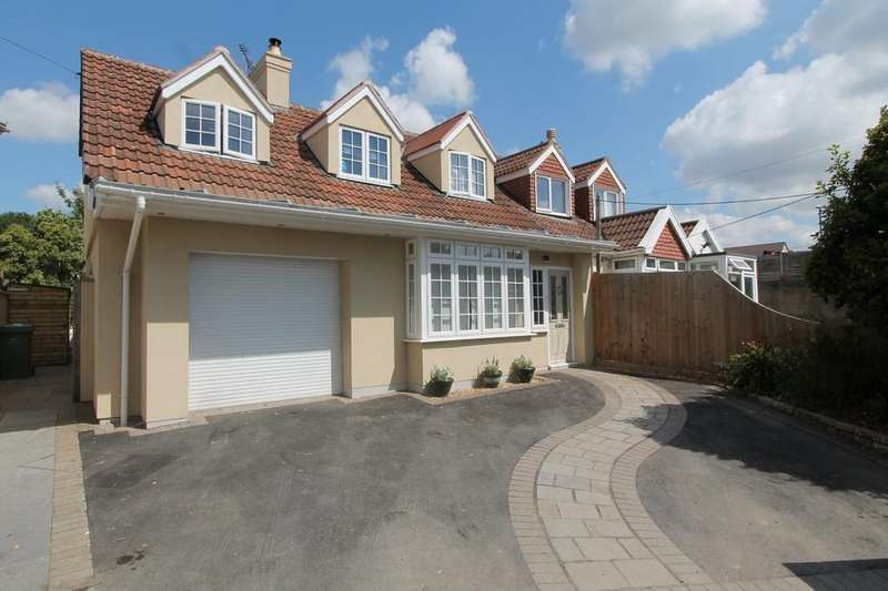 4 Bedrooms Semi Detached House for sale in Temple Cloud, Bristol