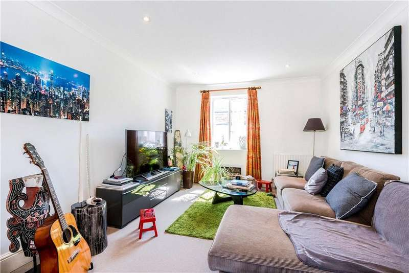 3 Bedrooms Terraced House for sale in Sycamore Mews, Clapham, SW4