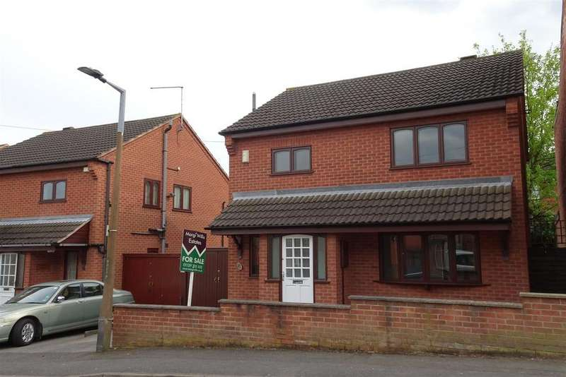 4 Bedrooms Detached House for sale in Chaucer Street, Ilkeston