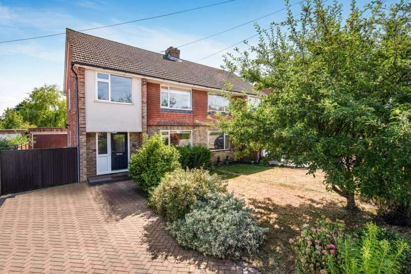 3 Bedrooms Semi Detached House for sale in Westwood Drive, Little Chalfont, Bucks HP6