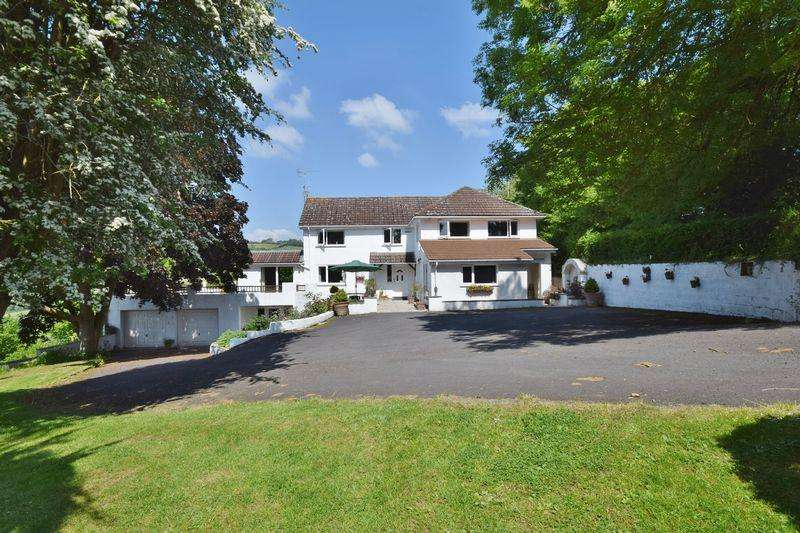 4 Bedrooms Detached House for sale in Orcop Hereford