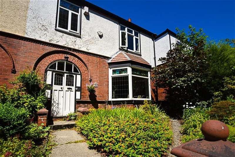 4 Bedrooms Semi Detached House for sale in Mellor Road, Ashton-Under-Lyne