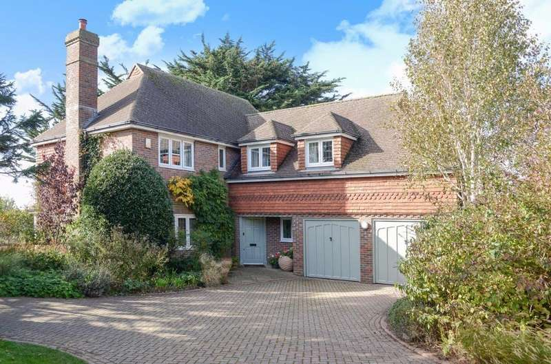 5 Bedrooms Detached House for sale in Dyke Road Avenue Hove East Sussex BN3