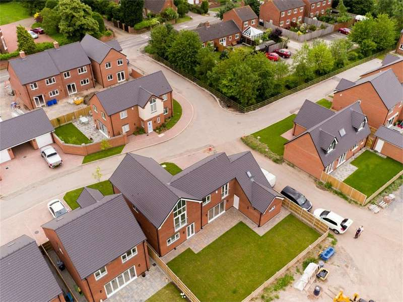 4 Bedrooms Detached House for sale in Rodney Gardens, Sheepy Magna, Atherstone, Leicestershire