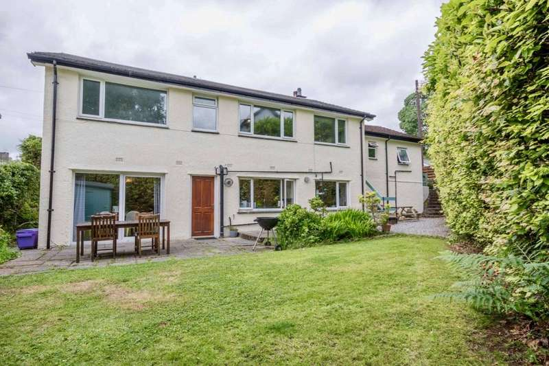 5 Bedrooms Detached House for sale in Hill Crest, Langrigge Park, Bowness-On-Windermere, Cumbria