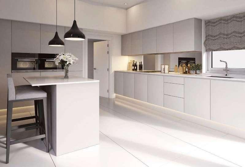 3 Bedrooms Flat for sale in Dollis Avenue, London, N3