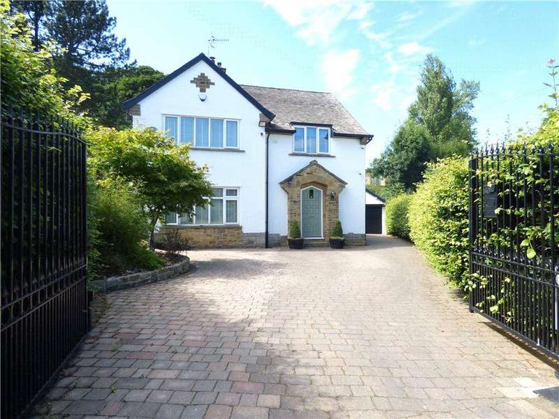 5 Bedrooms Detached House for sale in Ryelands Grove, Bradford, West Yorkshire
