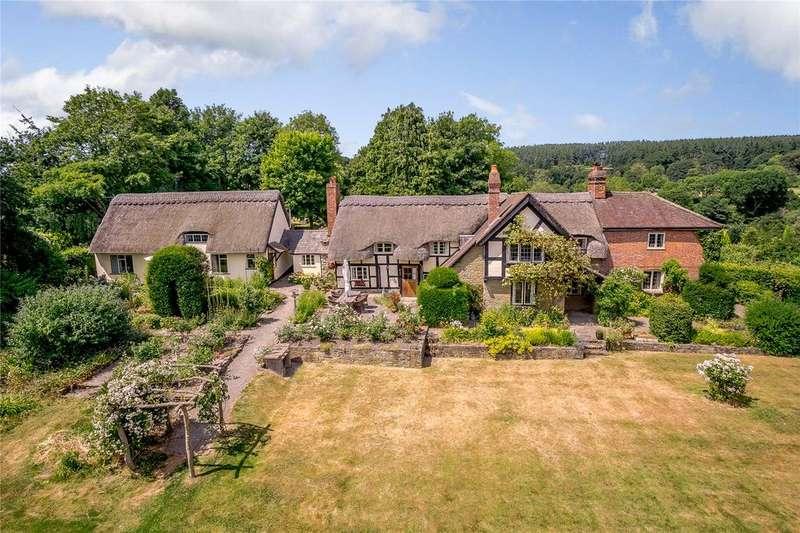6 Bedrooms Detached House for sale in Batchcott, Ludlow, Shropshire