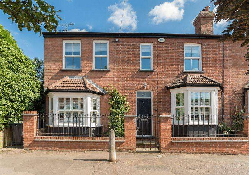 4 Bedrooms Semi Detached House for sale in Woburn Street, Ampthill