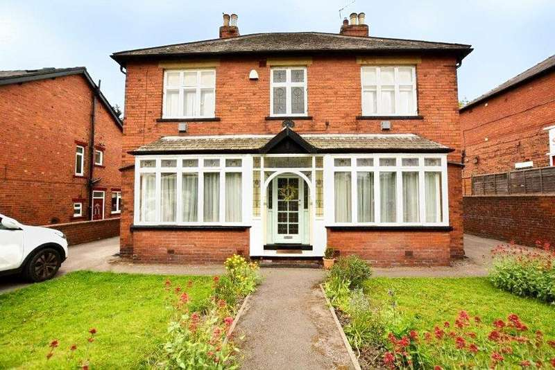 4 Bedrooms Detached House for sale in Ring Road, Farnley, Leeds, West Yorkshire