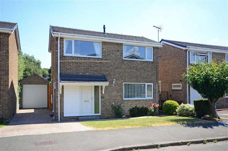 4 Bedrooms Detached House for sale in 119, Coniston Road, Dronfield Woodhouse, Dronfield, Derbyshire, S18
