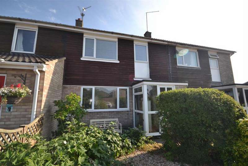 3 Bedrooms Terraced House for sale in Parkfield Road, Ryhall, Stamford