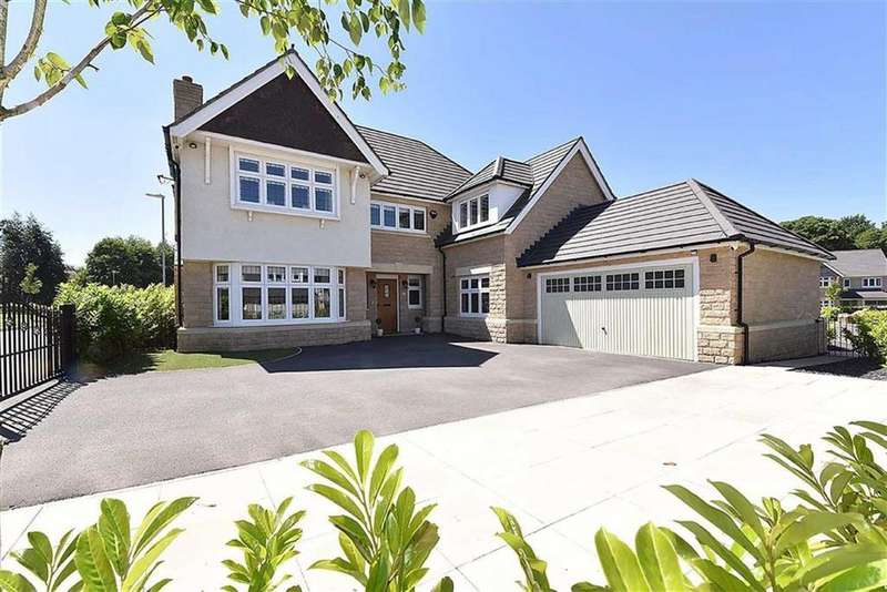 5 Bedrooms Detached House for sale in Springwood Way, Tytherington, Macclesfield
