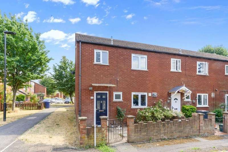3 Bedrooms End Of Terrace House for sale in St. Pauls Close, Ealing, London