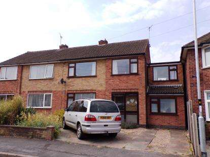 4 Bedrooms Semi Detached House for sale in Thorpe Drive, Wigston, Leicester, Leicestershire