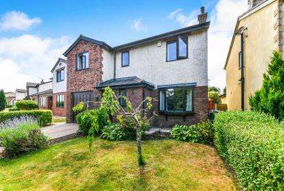 5 Bedrooms Detached House for sale in Longmeadow Lane, Heysham, Morecambe, Lancashire, LA3