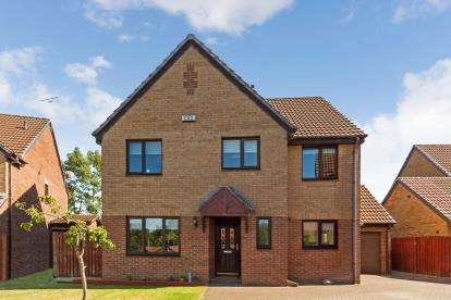 4 Bedrooms Detached House for sale in Crawford Road, Houston