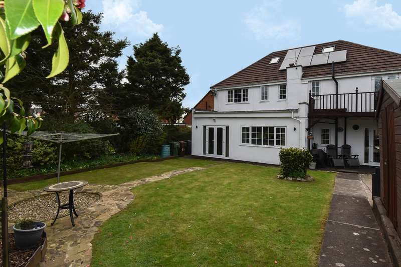 5 Bedrooms Detached House for sale in Birmingham Road, Marlbrook, Bromsgrove, B61
