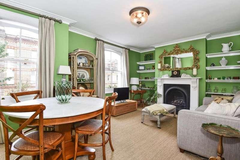 2 Bedrooms Flat for sale in Ravensdon Street, Kennington