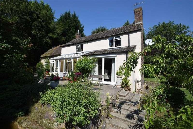 3 Bedrooms Detached House for sale in Wilderley, Picklescott, Shrewsbury