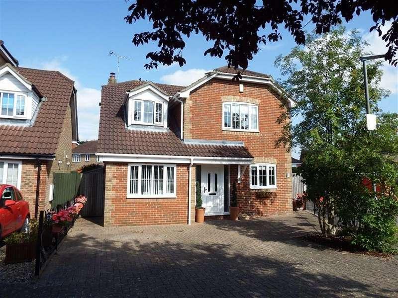 4 Bedrooms Detached House for sale in Trajan Gate, Stevenage, SG2