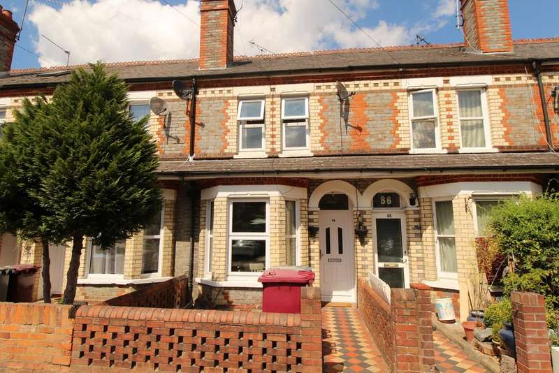 3 Bedrooms Terraced House for sale in Liverpool Road, Reading, RG1 3PQ