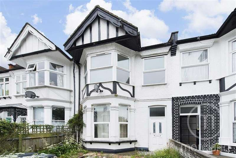 4 Bedrooms Semi Detached House for sale in Gillingham Road, Cricklewood, NW2