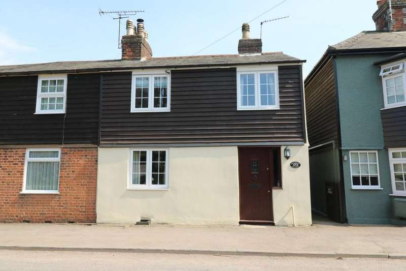 3 Bedrooms Semi Detached House for sale in Hay Street, Braughing