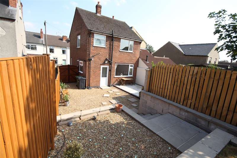 3 Bedrooms Detached House for sale in Brook Lane, Ripley