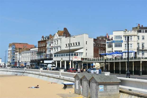 Commercial Property for sale in Marine Drive and High Street, Margate, Kent