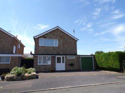 3 Bedrooms Detached House for sale in Shoulbard, Fleckney, Leicester, Leicestershire