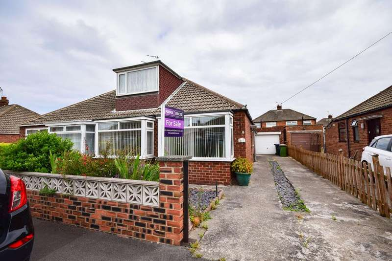 4 Bedrooms Semi Detached House for sale in Middlefield Road, Marske TS11