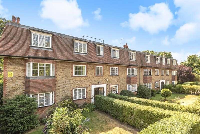 2 Bedrooms Flat for sale in Denison Close, Hampstead Garden Suburb, N2