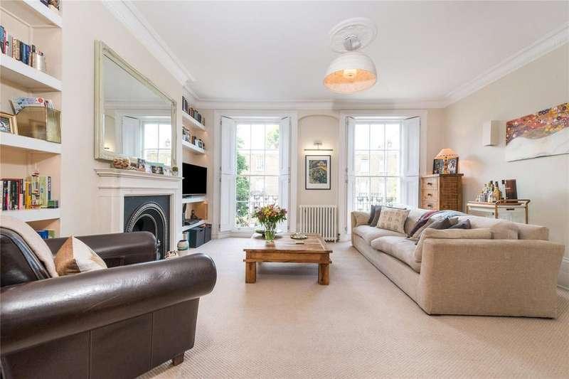 2 Bedrooms Maisonette Flat for sale in Camden Street, London