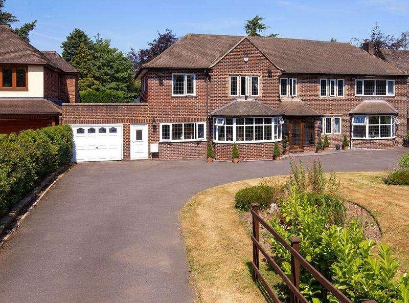 6 Bedrooms House for sale in Aldridge Road, Little Aston, WS9 0PE