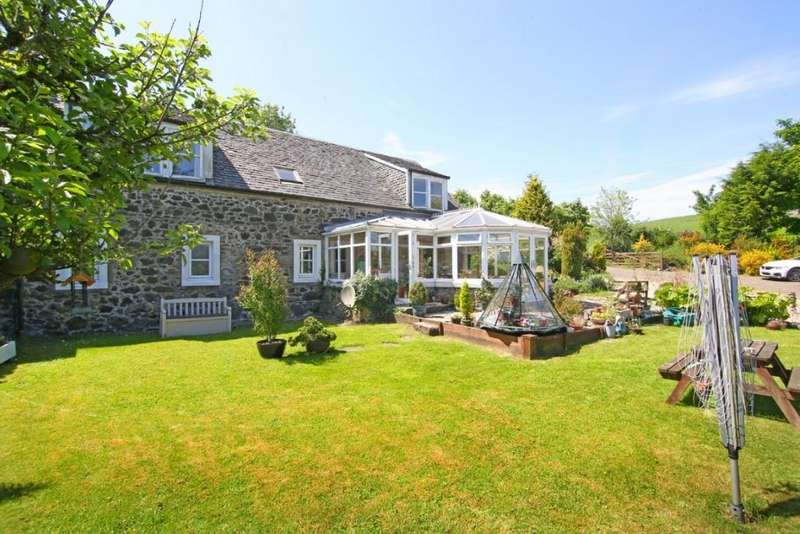 4 Bedrooms Cottage House for sale in North Kaim Kaim Road, Lochwinnoch, PA12 4LD